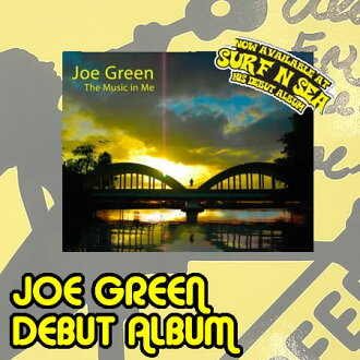 Joe Green original debut CD The Music in Me