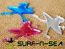 【SURF-N-SEA】サーフアンドシー・エンブレム(SM)YRSCE【Hawaii】【ハワイ 雑貨】【ハワイアン】【ハワイアン】【ハワイアン】
