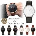 【日本公式品】ポールヒューイット メンズ腕時計 Paul H...