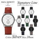 【Paul Hewitt】Signature Line 多彩なストラップの腕時計