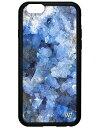 wildflower アメリカセレブに人気 クリスタルブルー スマホケース ワイルドフラワー