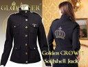 【ライディングジャケット】 Gloockler (グルックラー) ソフトシェルジャケット ゴールデンクラウン(乗馬用ライディングジャケット)