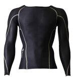 乗馬用インナー DORON(ドロン)アンダーウェア LIFE ライフシリーズ COOL-ロングスリーブシャツ(メンズ)