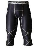 乗馬用インナー DORON(ドロン)アンダーウェア LIFE ライフシリーズ COOL-ハーフタイツ(メンズ)