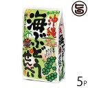 沖縄 海ぶどうせんべい 100g×5袋 条件付き送料無料 沖縄 土産 定番 人気