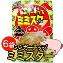 ミミガーチップ ミミスター ガーリック味 30g×6袋 送料無料 沖縄 土産 豚耳 珍味