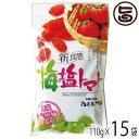 梅塩トマト 120g×15P 送料無料 沖縄土産 沖縄 土産 人気 土産