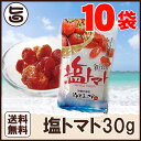 塩トマト 30g×10P  沖縄土産 沖