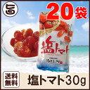 塩トマト 30g×20P 送料無料 沖縄土産 沖縄 土産 人気 土産