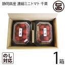 千果 静岡県産 濃縮ミニトマト ちか 200g×2P×1箱 産直 お取り寄せ ギフト 贈り物 条件付き送料無料