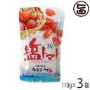 沖縄美健 塩トマト 110g×3P 沖縄