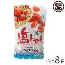 沖縄美健 塩トマト 110g×8P 沖縄