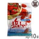 沖縄美健 塩トマト 30g×10P ドラ