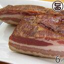 ショッピングハム ギフト 匠舎 生ハムみたいな手作りベーコン 200g×6P 北海道 人気 土産 惣菜 条件付き送料無料