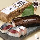 ギフト 化粧箱入り 笹一 紀州 あせ葉寿司 鯖14個 鯖 棒寿し1本の詰め合わせセット 和歌山 土産 寿司 贈り物 贈答用 条件付き送料無料