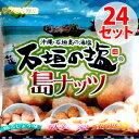 石垣の塩 島ナッツ 16g×5袋×24セット 沖縄 土産 人気 おつまみ 珍味 お酒に合う