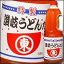 ヒガシマル 特製讃岐うどんだしハンディペット1.8L×1ケース(全6本)