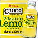 ハウス C1000 ビタミンレモン140ml×1ケース(全3...