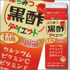 タマノイ酢 はちみつ黒酢ダイエット(3〜5倍濃縮タイプ)500ml×1本【to】