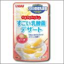 【送料無料】いなば ミルクといっしょ すごい乳酸菌デザート ピーチ70g×2ケース(全96本)