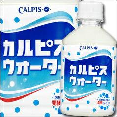 【送料無料】カルピス カルピスウォーター280ml×2ケース(全48本)