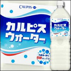 【送料無料】カルピス カルピスウォーター1.5L...の商品画像