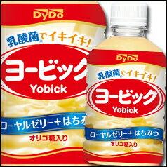ダイドー ヨービック280ml×1ケース(全24本)の商品画像