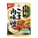 【送料無料】キッコーマン 具麺 ごま肉味噌120g×2ケース(全80本)