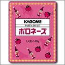 カゴメ パスタソースボロネーズ140g×1ケース(全60本)