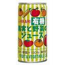 ヒカリ有機果実と野菜のジュース(190g)