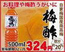 □万能な調味料・うがいにも!紀州南高梅の梅酢塩分約20%・500ml 【02P01Oct16】