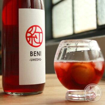 大盃 BENI -UMESHU-  1800ml【牧野酒造/群馬県】