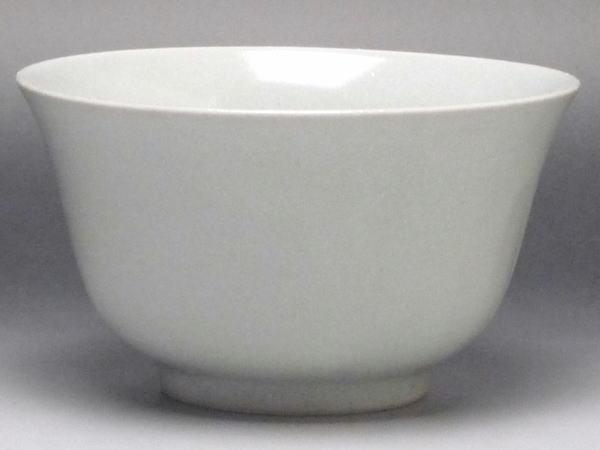 【B級品】白灰反口千茶(湯呑み) [普段使いの食器]の商品画像