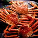 ズワイガニ 姿 超特大 希少ジャンボサイズ 贈答 ギフト 天然 ずわい蟹 姿 約1.3kg×1尾...