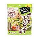 時短 簡単 レシピ 「マルトモ お野菜まる® ゴーヤチャンプルーの素 (40g×2袋)」