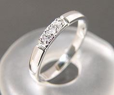 マリッジリング ダイヤモンド 「Tender」...の紹介画像2