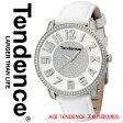 【海外取寄せ】【送料無料】【国内完売】【レディース】TENDENC テンデンス 腕時計 スリム TG132005 TE132005 SLIM 41 ホワイト TG132006 TE132006 同シリーズ