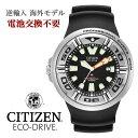 シチズン エコドライブ シチズン ソーラー時計 シチズン 腕時計 ウォッチ メンズ 逆輸入 海外モデル プロフェッショナル ダイバー CITIZEN ECO DRIVE BJ8050-08E 海外取寄せ 送料無料