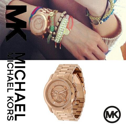 【海外取寄せ】【送料無料】マイケルコース Michael Kors 腕時計 時計 MK8096【ピンクゴールド】【インポート】MK8108 MK8157 MK8077 MK8157 MK8107 同シリーズ 【海外取寄せ】【送料無料】マイケルコース Michael Kors 腕時計 時計 MK8096【ピンクゴールド】【インポート】MK8108 MK8157 MK8077 MK8157 MK8107 同シリーズ