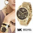マイケルコース 時計 レディース Michael Kors 腕時計 MK5502 インポート MK5550 MK6099 MK5696 MK5605 MK5743 MK5722 MK5503 MK5550 MK5952 同シリーズ あす楽