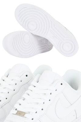 NIKEAIRFORCE1'07(315122-111)WHITE/WHITE�ڥʥ��������ե�����1'07��