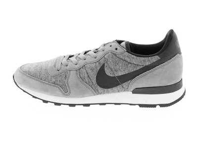 NIKEINTERNATIONALISTTP(749655-002)COOLGREY/BLACK-WHITE�ڥʥ������󥿡��ʥ���ʥꥹ�ȥƥå��ѥå��ۡڥ��ˡ������ۡڥե꡼����