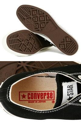 CONVERSECANVASALLSTARJOX(CANVASASJOX-BLK)BLACK【コンバースキャンバスオールスターJOX】