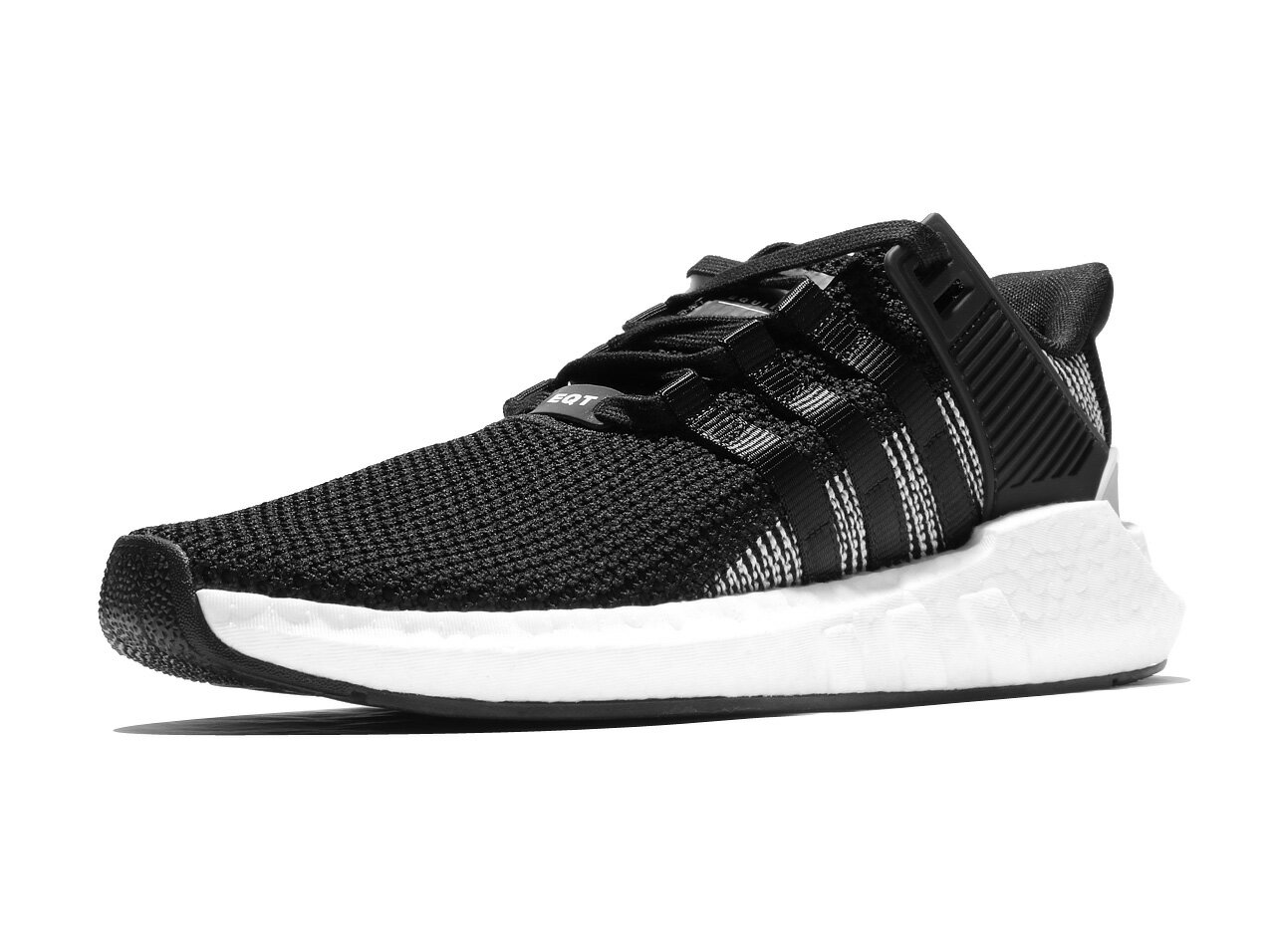 BY9509 Adidas Men EQT SUPPORT 93//17 black cblack ftwwht