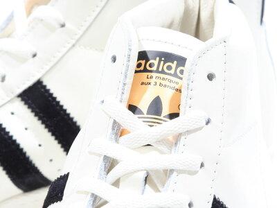 adidasPROMODELVINTAGEDLX(B35246)OWHITE/CBLACK/QWHITE�ڥ��ǥ������ץ��ǥ�ӥ�ơ����ǥ�å����ۡڥ��ˡ������ۡڥ��ȥ�ȡۡ�adidasOriginals�ۡ����ۡڥߥåɥ��åȡ�