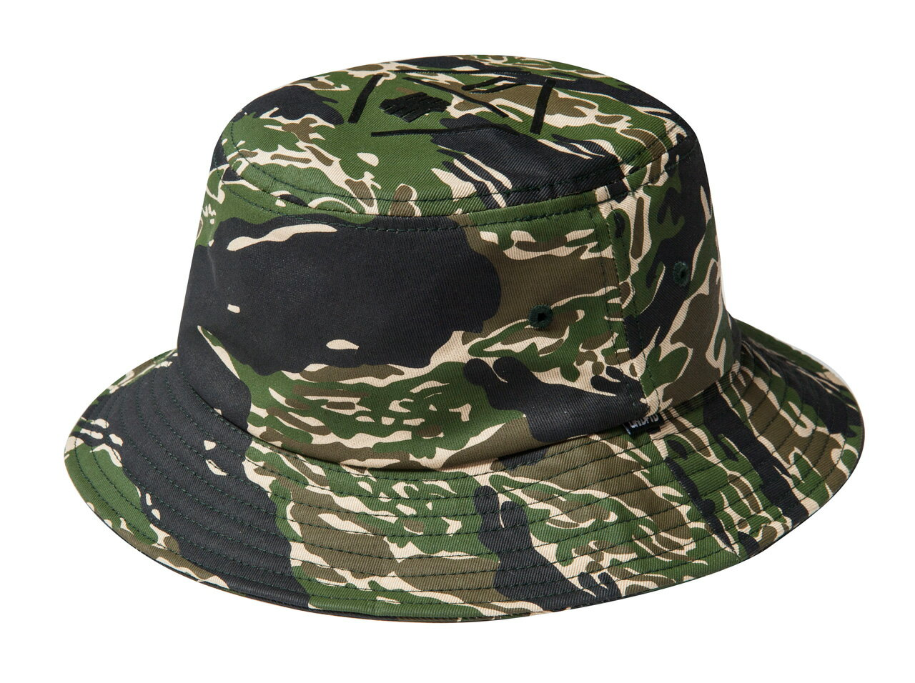 UNDEFEATED REGIMENT BUCKET HAT(161-532330)【アンディフィーテッド レジメント バケット ハット】【ハットメンズ】【メンズ帽子】【メンズハットコーデ】【帽子キャップ】【UNDFTD】【UND】