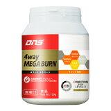 DNS (ディーエヌエス) 本格派燃焼サプリメント 4way メガバーン 150g 【オレンジ風味】