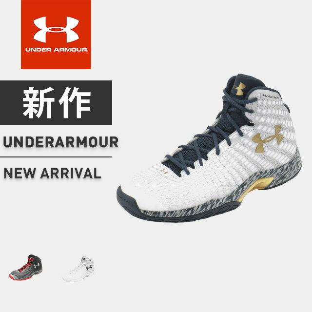 アンダーアーマー メンズ バスケットボールシューズ UA クラッチフィット ニホン ミッドカット バッシュ 1261614 UNDER ARMOUR