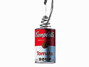 CANNED LIGHT/カンドライト Ingo Maurer/インゴ・マウラーデザイン キャンベルスープ缶 照明 ライト ペンダントランプ【新品】