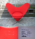 Heart Cone Chair/ハートコーンチェア Vitra/ヴィトラ社パントンデザインミッドセンチュリー